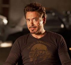 "Tony Stark (Robert Downey Jr.) - ""Avengers"""