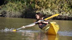 Weekend | Para qué sirve la maniobra de canteo en el kayak Kayaks, Outdoor Power Equipment, Kayaking, Garden Tools, Canoeing