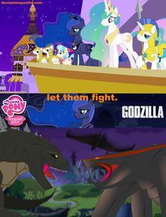 Let them fight by mayozilla on DeviantArt
