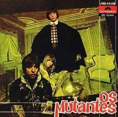 LP OS MUTANTES - OS MUTANTES / PANIS ET CIRCENSES