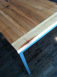 Nick Scali London Dining Table 180cm W X 90cm D X 76cm