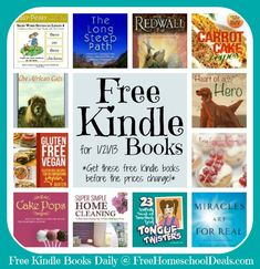 60 Free Kindle Books: Redwall, Valentines Riddles, The Herbal Beauty Handbook, Miracles Are for Real + More! for 1/21/13