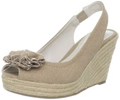 Amazon.com: R2 Women's Marnie Wedge Sandal: Shoes