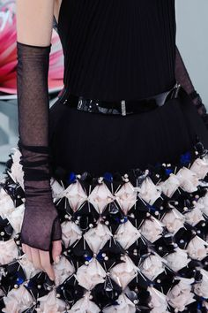 Chanel at Couture Spring 2015 (Details)