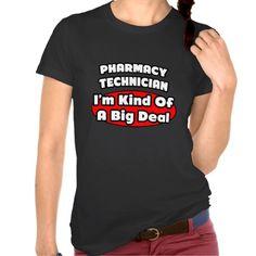 Pharmacy Technician .. Big Deal