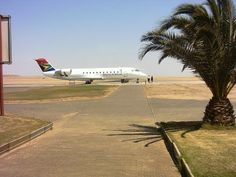 Airport Walvisbay. Heavenly Places, Airplanes, South Africa, Transportation, Landscapes, Aircraft, African, Country, World