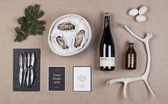 Food Studio by Bielke&Yang, Norway. #branding #packaging