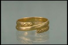 Viking age / Gold ring / Dalsland