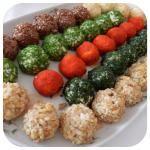 Sajtgolyók recept képpel. Vegetarian Recipes, Cooking Recipes, Healthy Recipes, Healthy Food, Hungarian Recipes, Hungarian Food, Finger Foods, Sushi, Food And Drink