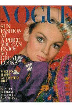 1970 cover Vogue