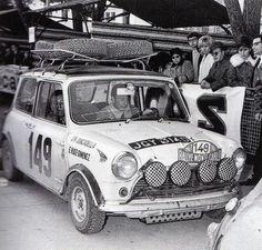 Mini Cooper - Monte Carlo Rally