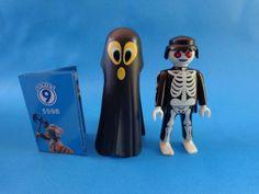 Playmobil Horror Halloween Figure Skeleton series 9 new sealed Set Rare ghost  #PLAYMOBIL