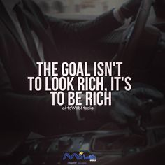 Let's make it our goal folks. #motivational #motivation #success #wellmade #wealth #goal #sundayfunday #inspiration #entrepreneur #entrepreneurship #marketingdigital #empire #happiness #money