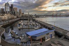 Pier 66 Seattle | by Bob Noble Photography
