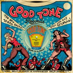 ART & ARTISTS: Robert Crumb – album covers