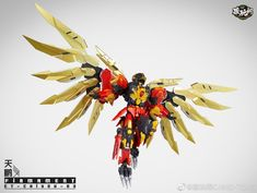 Cang Toys CT - Chiyou - 03 Firmament (Divebomb) Third Party, Transformers, Wreaths, Toys, Fall, Home Decor, Activity Toys, Autumn, Decoration Home