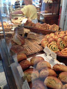 Du Pain et Des Idées in Paris, Île-de-France- Best bakery in France. So the locals say.