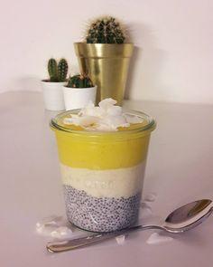 Nutribullet, Pudding, Kitchen Appliances, Breakfast, Desserts, Food, Diy Kitchen Appliances, Morning Coffee, Tailgate Desserts