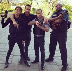 Hawaii Five-0 | Grace Park | Alex O'Loughlin | Scott Caan | Chi McBride