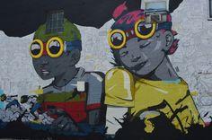 Hebru Brantley (2015) - 483 Edgewood Ave SE, Atlanta (USA)