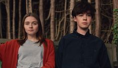 The End Of The F***ing World Trailer: First Look At Netflix's New Dark Comedy