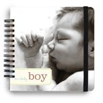 Gift for a new Mom- gift card from this site with a picture of this book included.