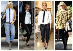 Gwen Stefani fashion style2 FASHION | Style Journal part 1 via pinkchocolatebreak.com