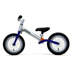 LikeABike Jumper in Blue by Likeabike. $288.22. Likeabike. LIKEaBIKE is a unique toy vehicle for children between the ages of two and five. Riding a LIKEaBIKE is incredible fun for kids! At the same time, its highly beneficial for the development of their motor stills and sense of balance.The LIKEaBIKE is the perfect introduction to cycling. Mastering how to ride a LIKEaBIKE will give your child a huge boost in confidence. As early as two years old, children can fu...