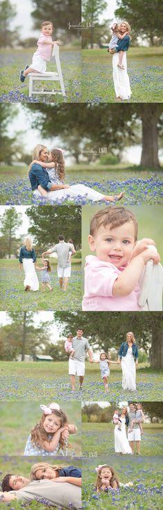 Bluebonnets… Houston Family Photographer » Houston & Tomball Photographer – Child, Baby & Family Photography – 832-377-5893