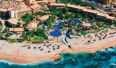 """""""Fiesta Americana Grand Los Cabos is one of our favorite resorts and destinations in Mexico. A 'must see' for all planners for consideration for their next event."""" Cairy M. Meeting Perspectives Inc October 2012"""