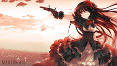 Kurumi Tokisaki Wallpaper From Date A Live by Madtomatoes on DeviantArt Date A Live, Yandere, Anime Date, Best Waifu, Live Wallpapers, 1080p Wallpaper, Photo Wallpaper, Season 3, Anime Characters