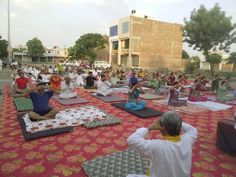 camp in rohtak with blessings of yoga guru baba Ramdev World Yoga Day, Picnic Blanket, Outdoor Blanket, Baba Ramdev, International Yoga Day, Blessings, Picnic Quilt