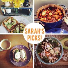 I Quit Sugar: Sarah's Picks! Week Two