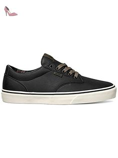 U Old Skool, Baskets mode mixte adulte - Noir (Black/Black), 43 EUVans
