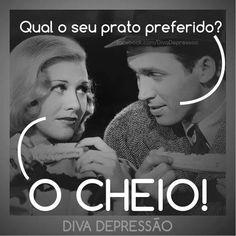 O CHEIO hahah
