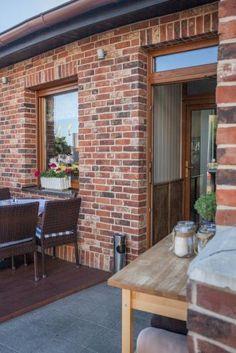 Rustique Brick, Building, Outdoor Decor, Home Decor, Rustic, Decoration Home, Room Decor, Buildings, Bricks