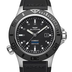 Glycine Combat Sub Aquarius Baselworld 2016