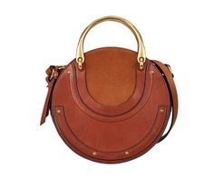 Women's The Must-Haves - Designer Collection - ShopBAZAAR Saddle Handbags, Leather Handbags, Leather Crossbody, Saddle Bags, Crossbody Bags, Leather Bag, Handbags On Sale, Purses And Handbags, Cowhide Purse