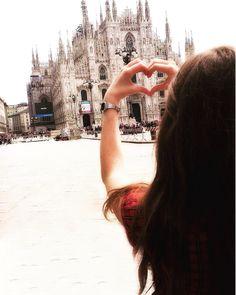 From Milano with Love.. #fotodelgiorno#italiainunoscatto#italia_da_scoprire#milano#duomo#explore#goodmorning#milan#foto_italiane#milanodavedere#vscocam#ig_milan#shot#trip#travel#milanodesignweek#likeforlike#delicious#viaggiare#italy#goodmorning#instalove#meandyou#happy by the_world_of_valentine
