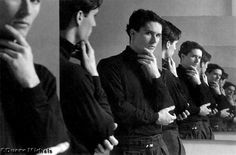 [ M ] Duane Michals - Mirrors | Flickr - Photo Sharing!