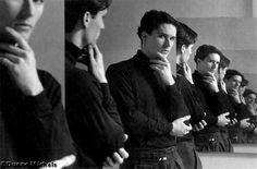 [ M ] Duane Michals - Mirrors | Flickr - Photo Sharing!