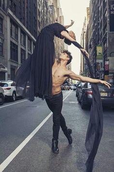 Dance of Fashion by Paul Tirado