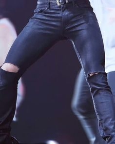 Jean Jacket Outfits, Bts Jungkook, Taehyung, Bts Boys, Thighs, Leather Pants, Skinny Jeans, Sexy, Jeon Jeongguk
