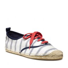 The Ramira Espadrille Flat from Coach $59