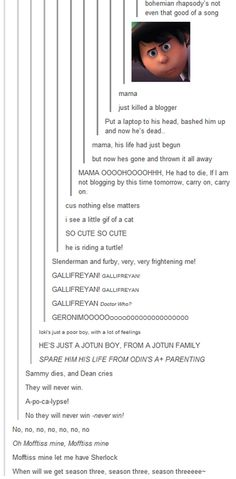 {Welcome to the weirdness of Tumblr. ---- the is the very definition of EPIC!} ---- SO MUCH WIN!!!!!!!!!!