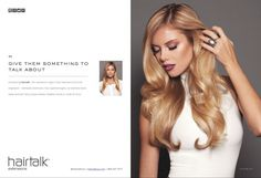 Get a quick look at hairtalk® Hair Extensions, the leading hair enhancing system that allows you the flexibility to customize each extension service. Over 500 color combinations are made possible with over 30 natural hair colors. Color Combinations, Hair Extensions, Flexibility, Natural Hair Styles, Hair Color, Color Combos, Weave Hair Extensions, Color Combinations Outfits, Back Walkover