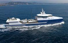 Sea Axe 8517 - Amels Holland