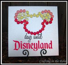 Disney Week | Crafting in the Rain