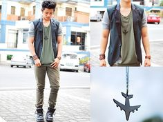 Grunge Kill (by David Guison) http://lookbook.nu/look/3098925