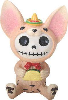 Taco Figurine